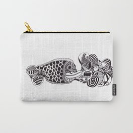 Fish Can Talk  Carry-All Pouch