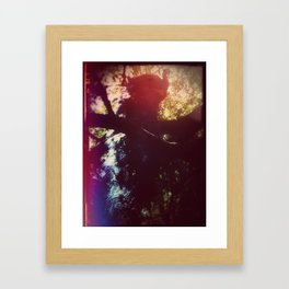 Iridescence  Framed Art Print