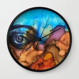 spirit in the sky Wall Clock