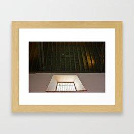 Ceiling Framed Art Print