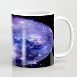 Galaxy Planet Purple Blue Space Coffee Mug