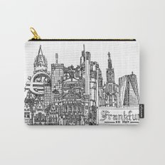 Busy City – Frankfurt am Main Carry-All Pouch
