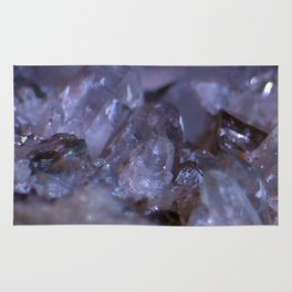 Dark Crystals Rug