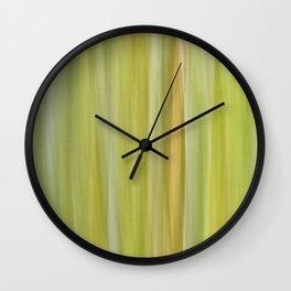Songlines II Wall Clock