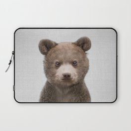 Baby Bear - Colorful Laptop Sleeve