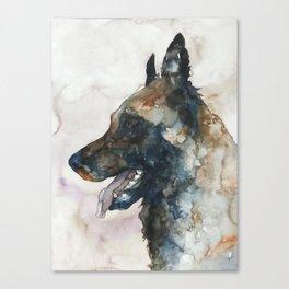 DOG #3 Canvas Print