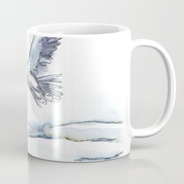 Flying Eagle, Hudson Valley (center) Coffee Mug