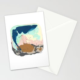 GET TO THE RIVER Stationery Cards