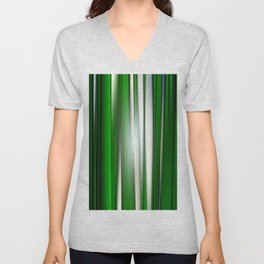 Deep in the grass. Unisex V-Neck