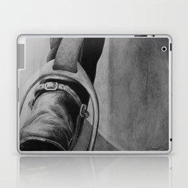 Heels Down Laptop & iPad Skin