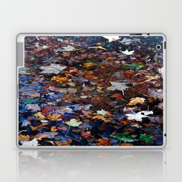 Leaves Laptop & iPad Skin