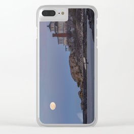 Surf's Over Clear iPhone Case