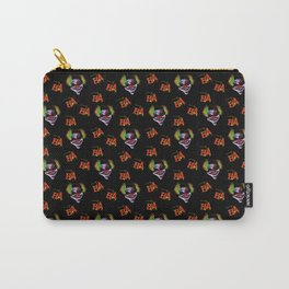 Halloween Horrorclown Pattern Carry-All Pouch