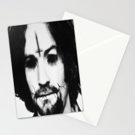 Charlies Demons Stationery Cards