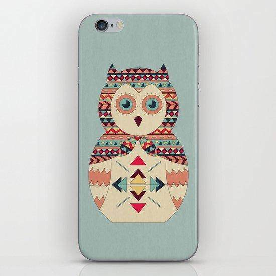 Hoot! iPhone & iPod Skin