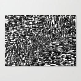 Seismic Shift  Canvas Print