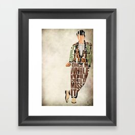 Ferris Bueller's Day Off Framed Art Print
