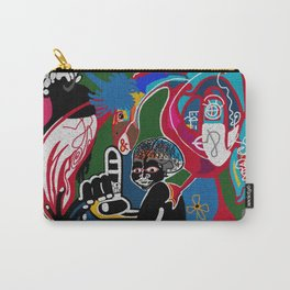 SANKOFA THE EGG Carry-All Pouch
