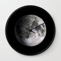 The Full Moon Super Detailed Print Wall Clock