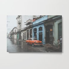 Havana V Metal Print