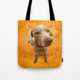 PARKER POSEY (tang) puffy cloud series Tote Bag