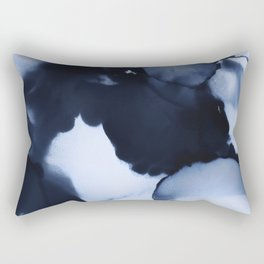 BLUE INK 22 Rectangular Pillow
