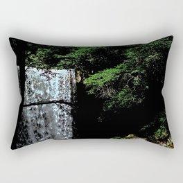 Cucumber Falls Rectangular Pillow