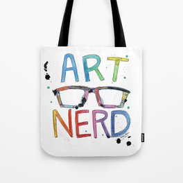 ART NERD Tote Bag