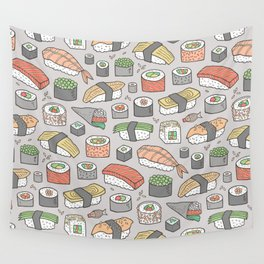 Sushi Wall Tapestry