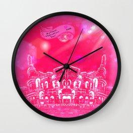 Dear Valentine - SWAK Wall Clock