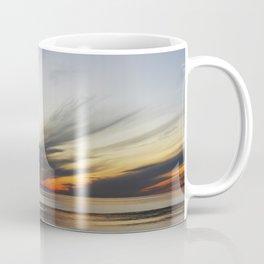 Surfers In Wait Coffee Mug