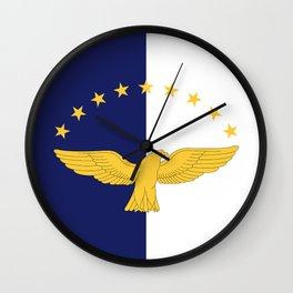 Azores Wall Clock