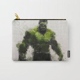 Water Colour Hulk Carry-All Pouch