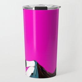 sae-pink Travel Mug