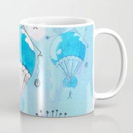 Viaje en Globo Coffee Mug