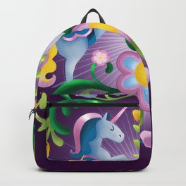 The Royal Society Of Cute Unicorns Backpack