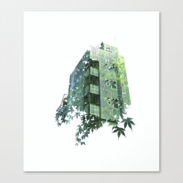 Eukarotes 9 Canvas Print