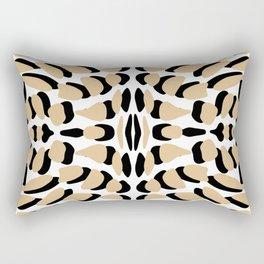 Animal print handmade Rectangular Pillow