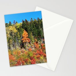 Standing out on the Hill Stationery Cards
