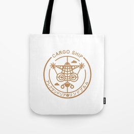Cargo Ship (Final Fantasy IX) Tote Bag