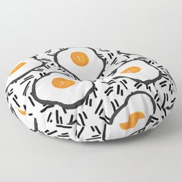 Eggs Floor Pillow