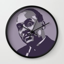 Ralph Ellison Wall Clock