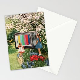 Kids These Days II Stationery Cards
