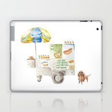 Hot Dog Truck Laptop & iPad Skin