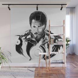 I Love You 3000 Wall Mural