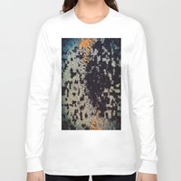 shell Long Sleeve T-shirts featuring Shell by MonsterBrown