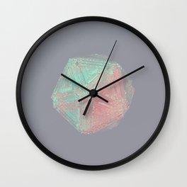 I C O S A Wall Clock