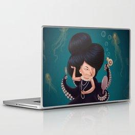 Octo Girl Laptop & iPad Skin