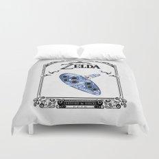 Zelda legend - Ocarina of time Duvet Cover