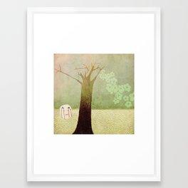 Utopie Framed Art Print